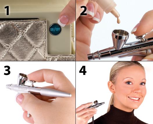 airbrush makeup machine ulta