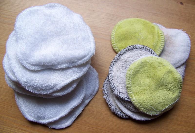 coton demaquillant lavable