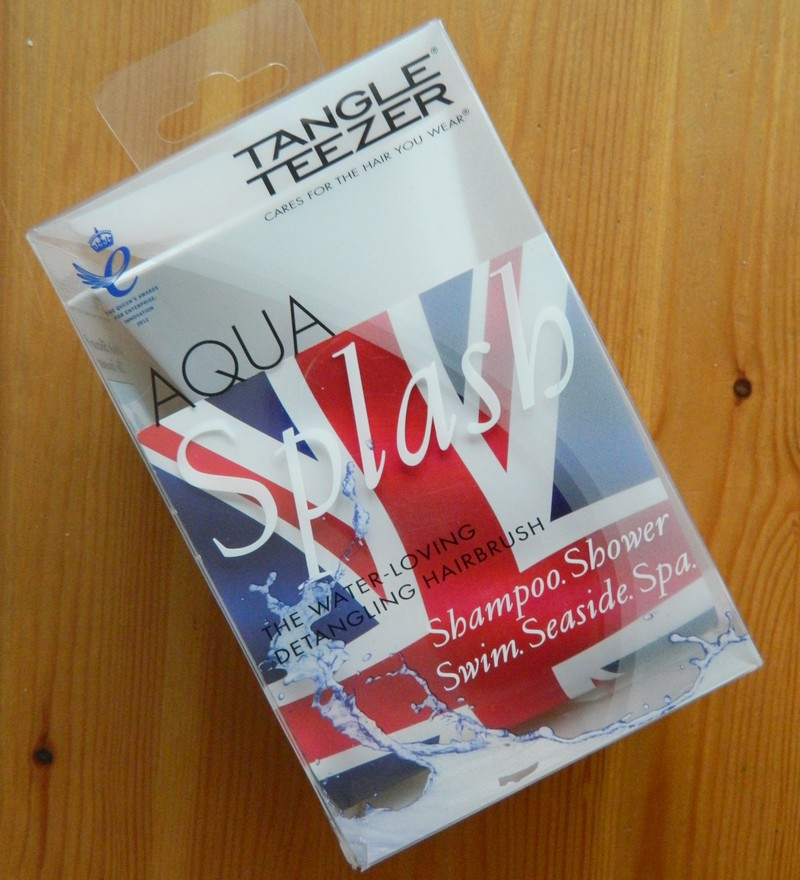 Aqua Splash de tangle teezer