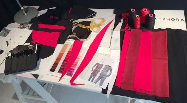 nouveaux uniformes Sephora