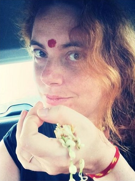 Mlle Gima en Hindie Style