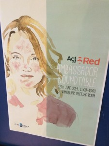 Act on Red