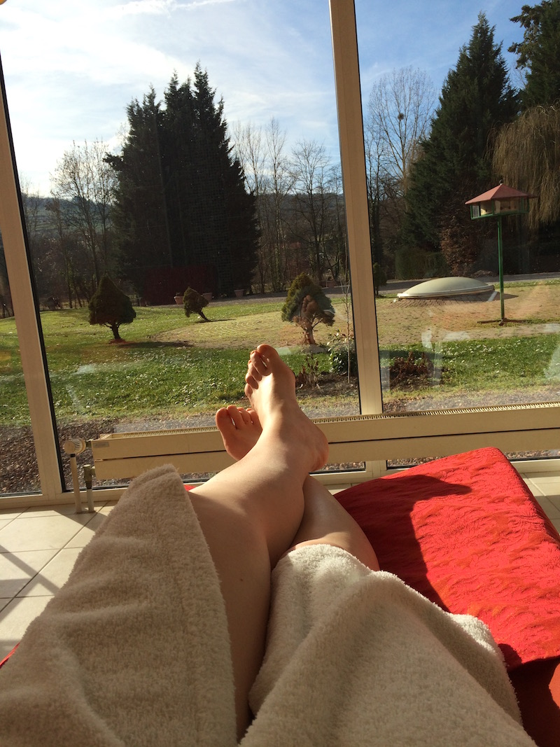 Spa thermal Sulzbad - solarium